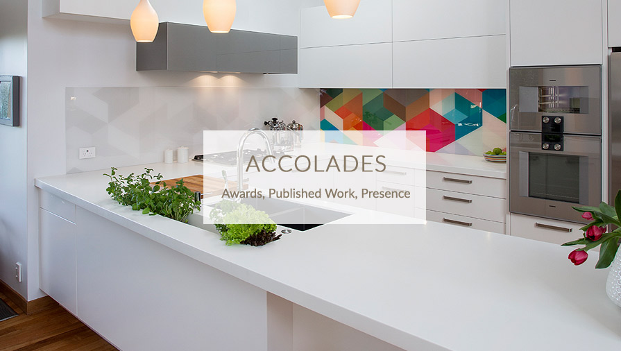 Auckland Kitchen Designer Accolades