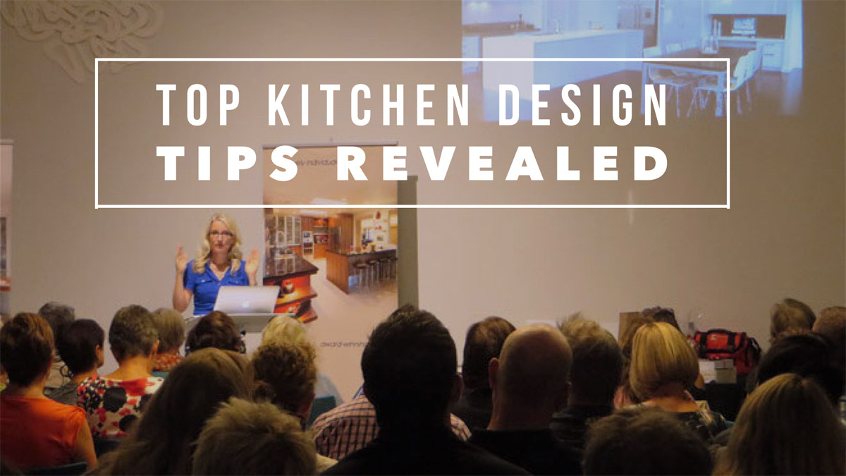 Kitchen Design Seminar – book now