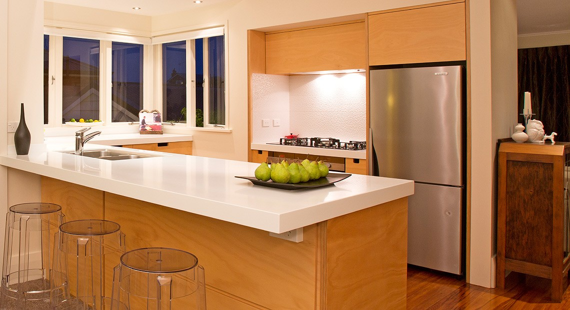 Devonport Design Kitchen Architecture NZ1